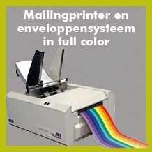 Astro M1 mailingprinter