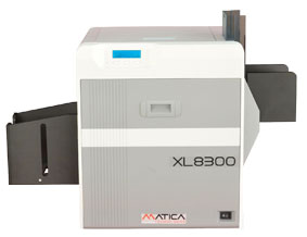 Matica XL8300 kaartprinter